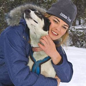 Dogsled Racer Blazes Trail for Visually Impaired Readers and Cyclists